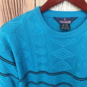 Vintage Herman's Wool Sweater Small